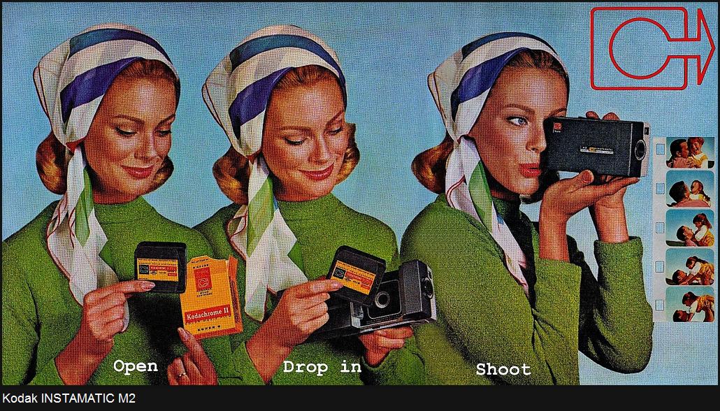 Instamatic M2 Kodak