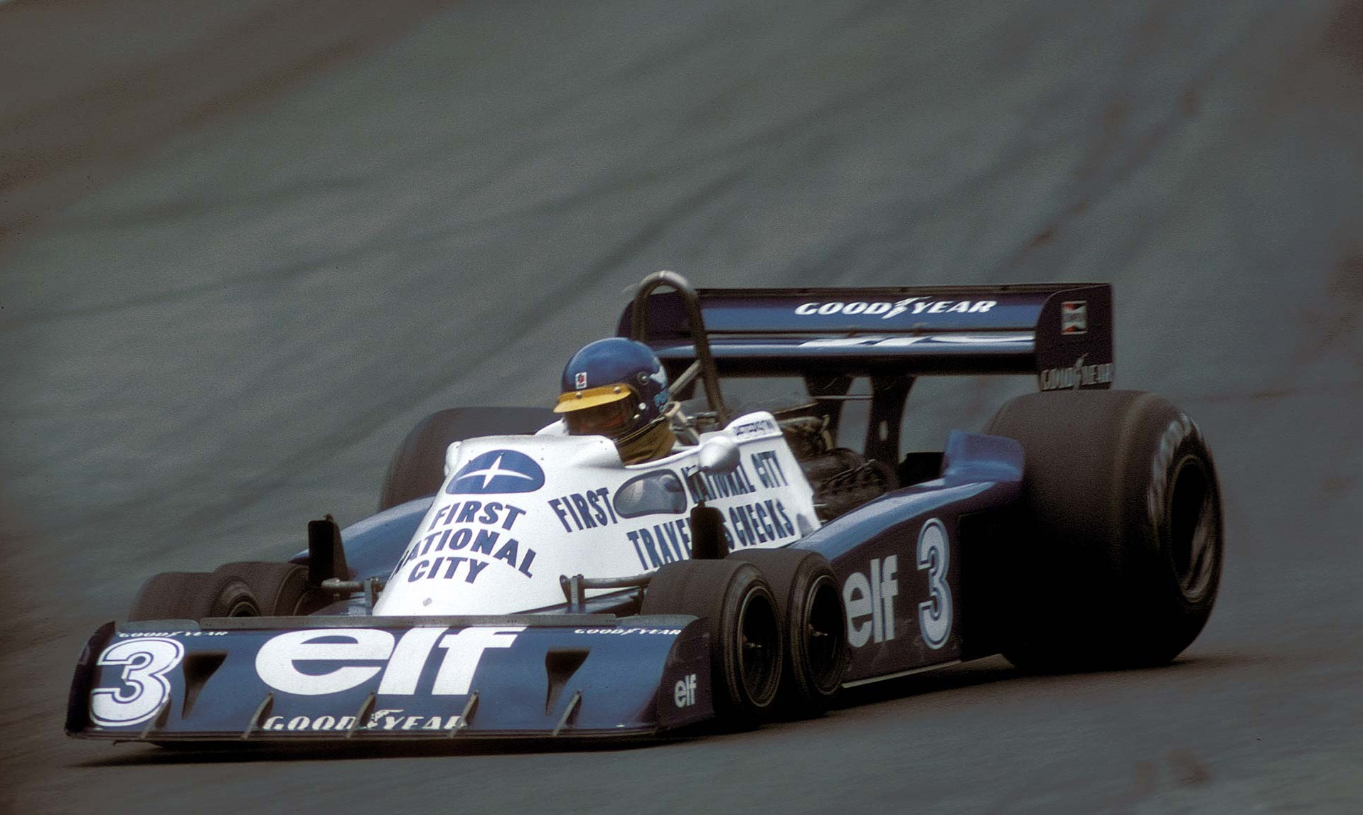 Tyrrell P34 Ford 1977