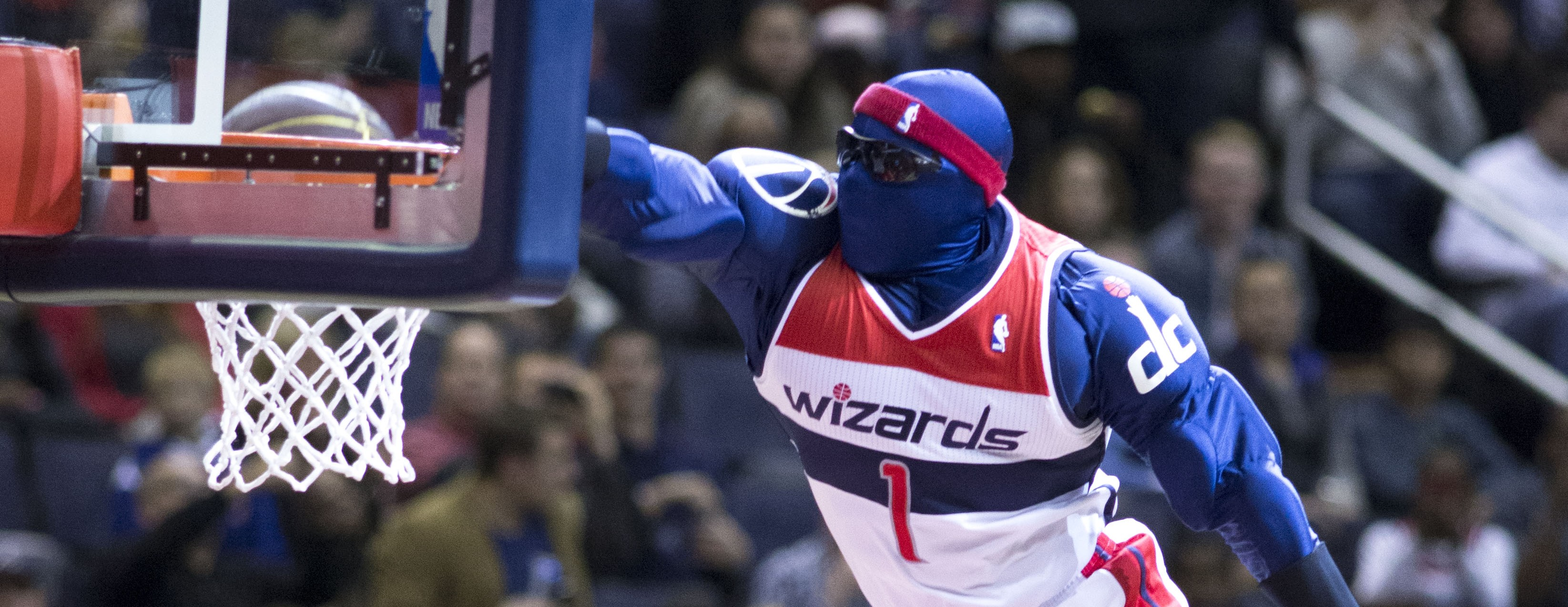 Washington Wizards G-Man