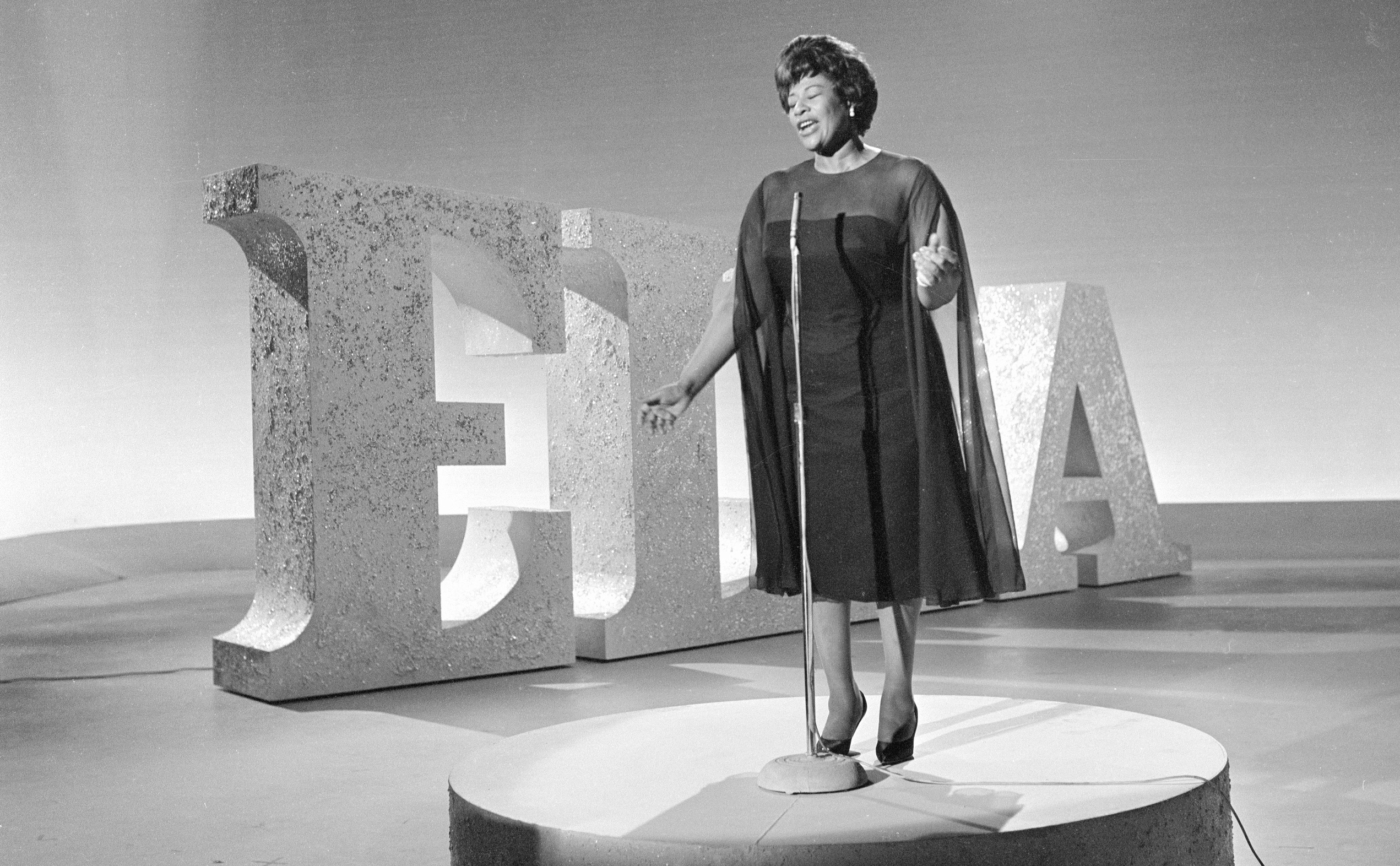 Ella Fitzgerald On 'The Ed Sullivan Show'