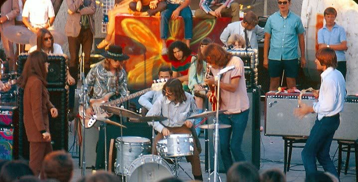 Grateful Dead & Jeffesor Airplain (Youth Pavilion at Expo 67)