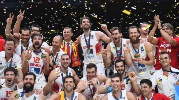 España campeona Eurobasket 2015