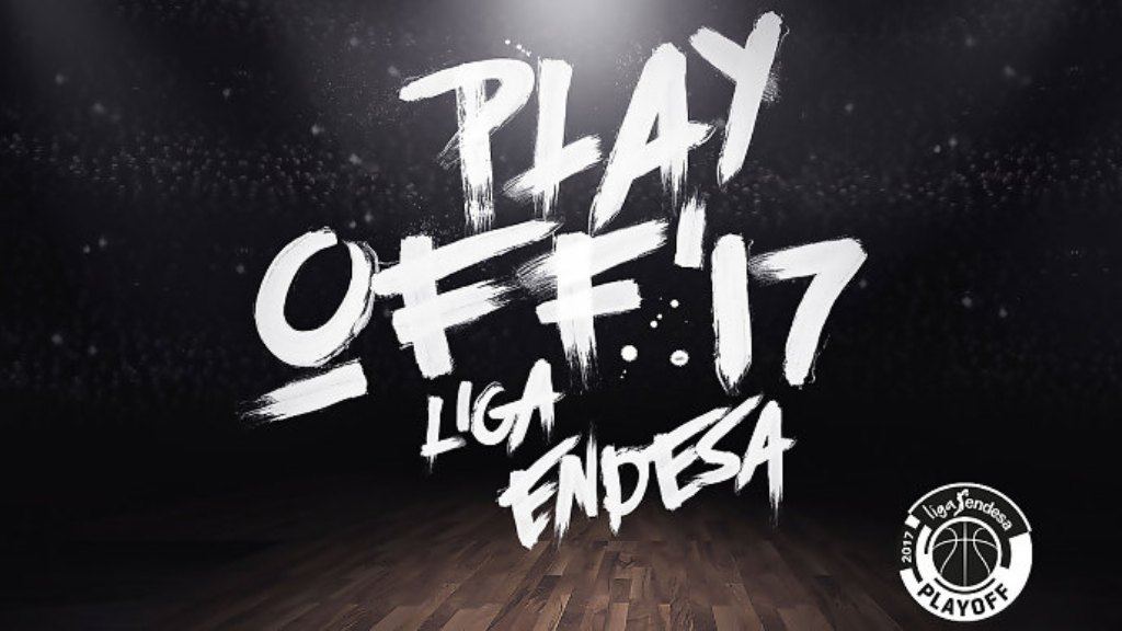Logo playoffs Liga ACB 2017