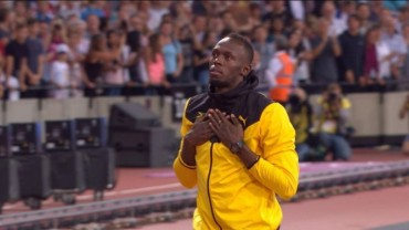 Despedida de Bolt