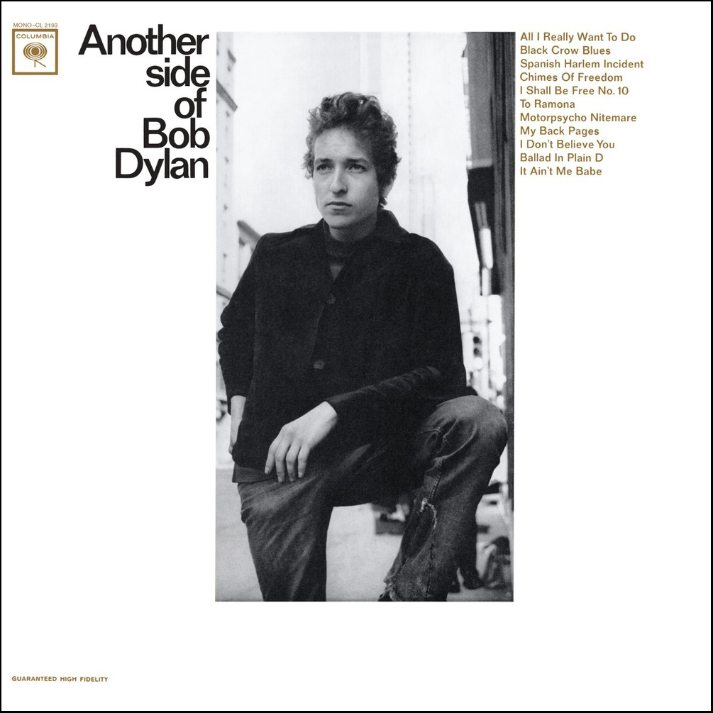 Bob Dylan - Another side of Bob Dylan (1964)