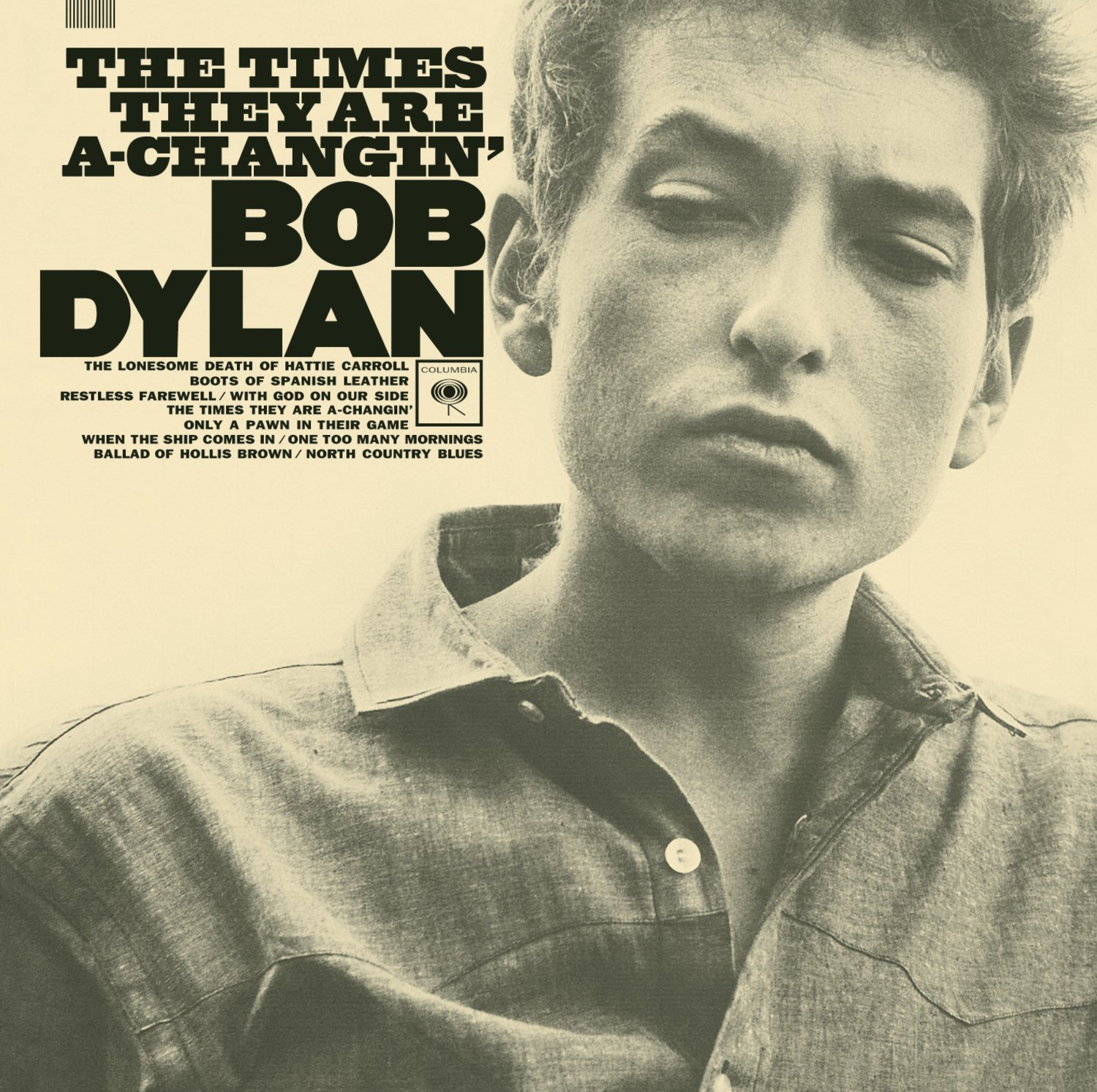 Bob Dylan - The times they are a changin (1964)