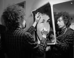 Bob Dylan frente al espejo 2