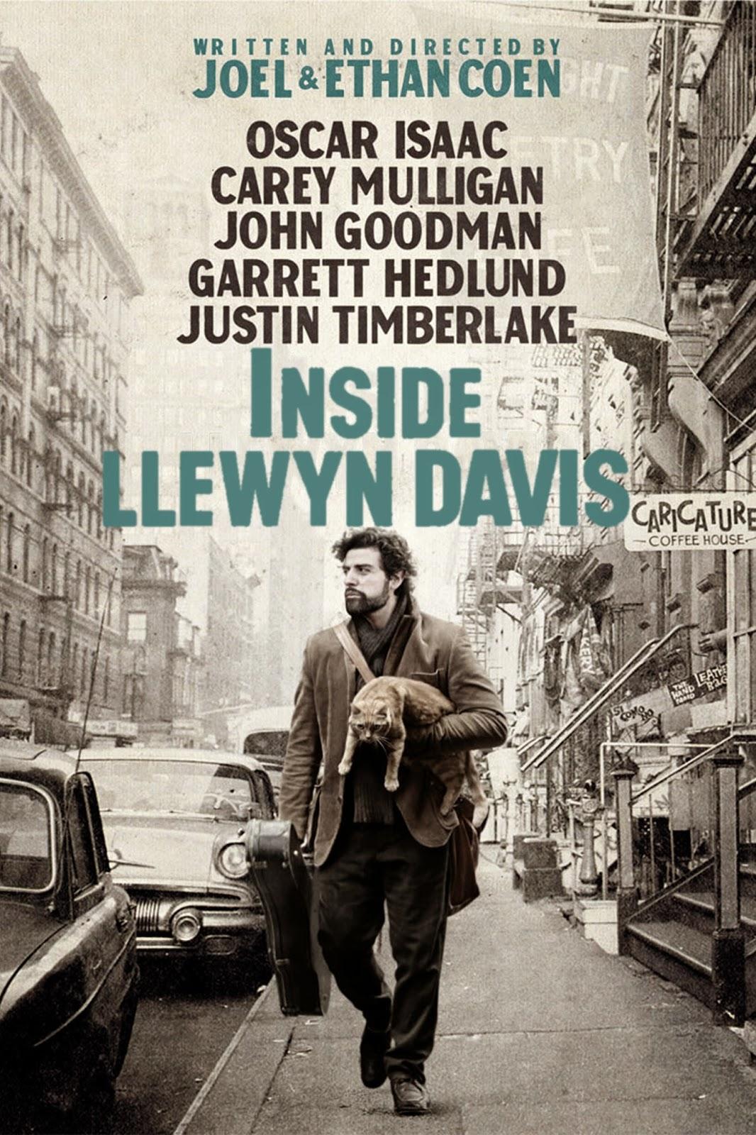 Inside Llewyn Davis (2013) Hermanos Coen