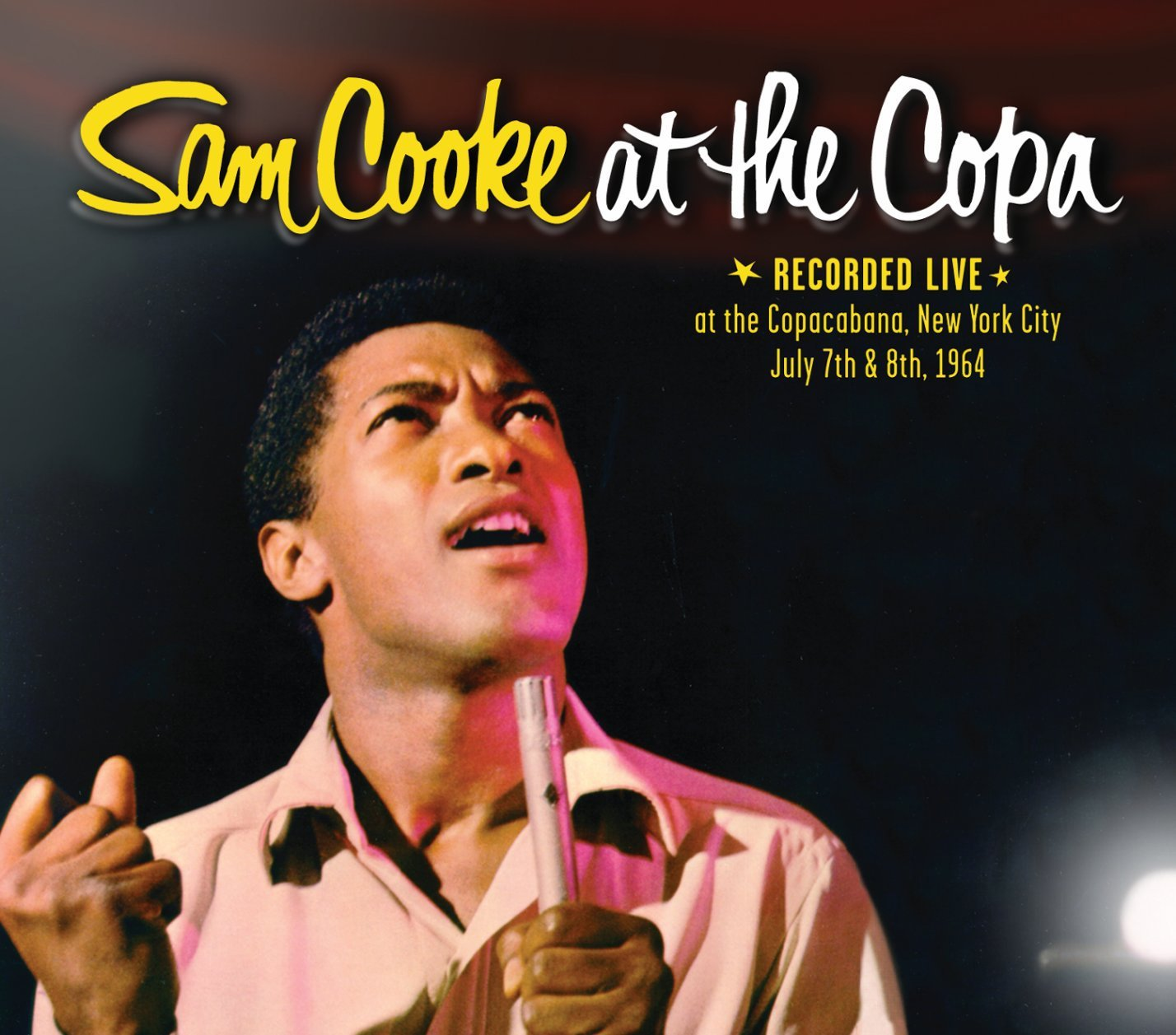 Sam Cooke at the Copa (1964)