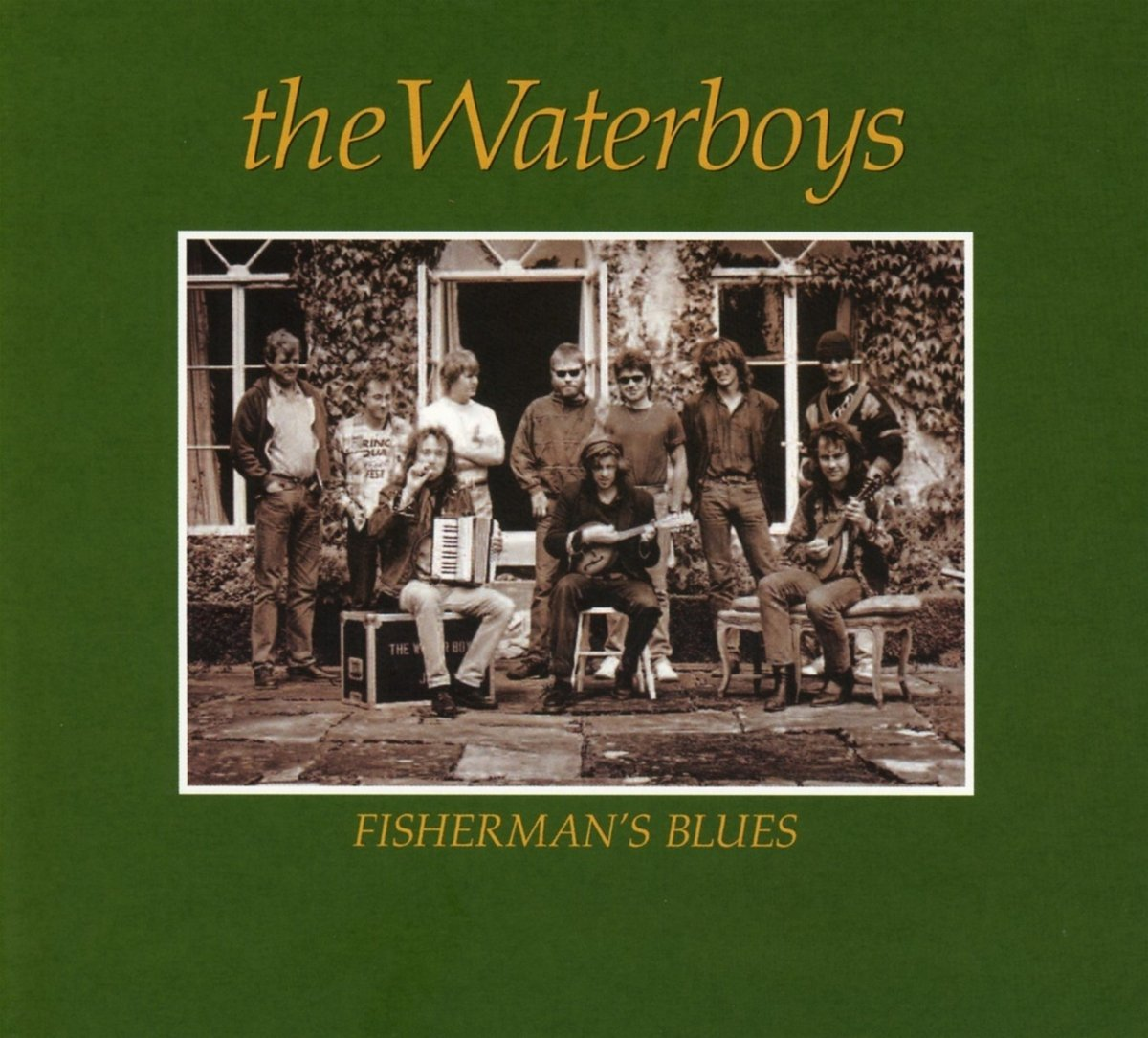 The Waterboys - Fisherman's blues (1988)
