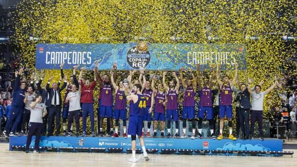 Barça campeón Copa del Rey 2019