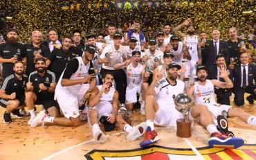 Real Madrid campeón Liga ACB 2018-19
