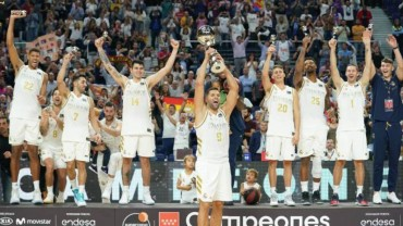 Real Madrid campeón Supercopa ACB 2019