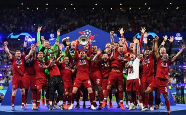 Liverpool campeón Champions League 2018-19