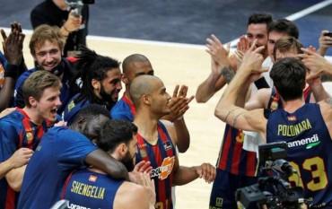 Baskonia celebra su pase a la final