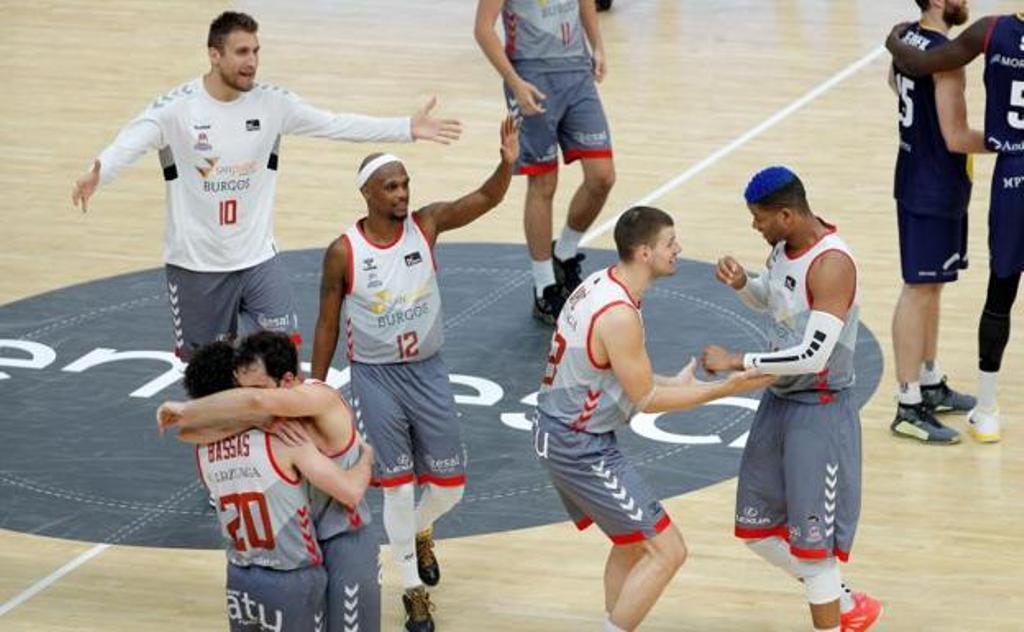 Burgos celebra su pase a semifinales