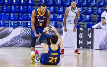 Hanga felicita a Abrines por la falta en ataque polémica de Burgos